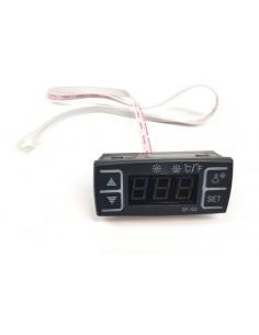 Controlador electrónico SHANGFANG tipo SF-102 medida de montaje...