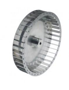 Rodete ventilador Horno YXD-8A 38 palas 192mm