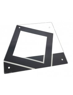 Cristal Izquierda Vitrina RTS-84L 1.1.E.E2.12.10 Despiece 19