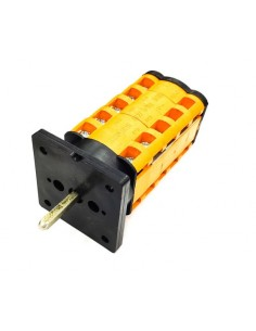 Conmutador giratorio  0-1-2-3-4-5 Marchef 230V 16A YK0315K16