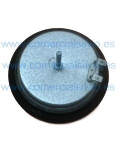 Placa de Cocción Eléctrica 800W Perritos HHD-1 Ø124mm