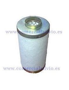 Filtro Bomba de Vacío XD-020 70x130mm