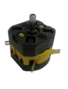 conmutador giratorio 2 0-1 juegos de contactos 2 690V 20A eje ø...