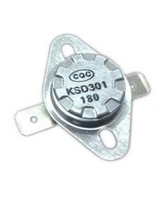Termostato de contacto  KSD301 180º Liso