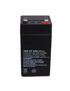 Batería de plomo 4V estandar 40x100x40mm