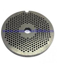 Placa Inoxidable de 32 agujero de 3mm