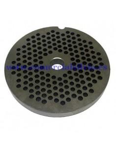 Placa Inoxidable de 32 agujero de 4mm
