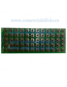 Botonera Teclado Marques BM 12x5 teclas