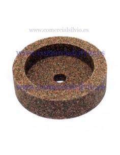 Piedra de afilar 45X13X6mm grano grueso Cortadora Boston FIA Berkel
