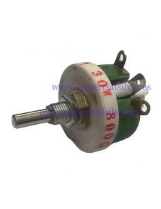 Potenciometro BC1 30W 800 Ohmio TT300 Tostador
