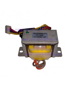 Transformador Registradora Sampos ER-060 CT-100E Olivetti...
