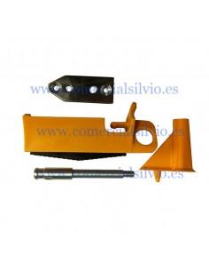 Kit horquilla cuchilla y soporte Zumex 100 VER/ESS