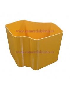 Cubeta cortezas color Naranja VER/ESS PRO