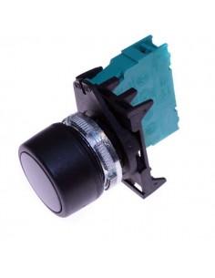 Pulsador de Encendido 22mm Verde abierto 346545