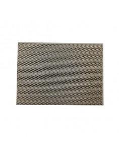 Placa Rustipollo 12,5x9cm Cerámica Gas TB2