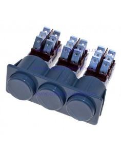 Conmutadores combinado enclavamiento 28,5x77,5mm
