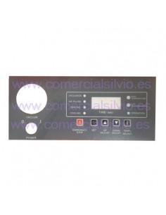 Carátula envasadora vacío HVC-900 HVC-1100