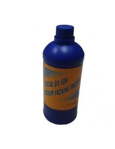 Aceite envasadora de vacío envase 500 ml ISO 32 Bombas 220V