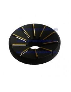 Corona quemador cocinas SRB 55mm