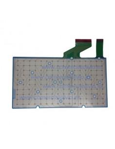 Membrana de teclado Registradora ER-5200 ER-5100