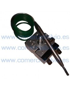 Termostato Tmax 90º Ego 55.13018.150 sonda verde 16A 220V