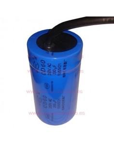 Condensador de Arranque Capacidad 200 µF 250v