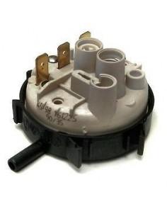Presostato ø 58mm margen de presión 40/20mbar empalme de presión...