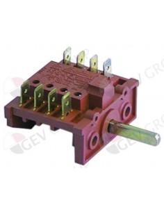 conmutador de levas 2 posiciones  Electrolux, Zanussi