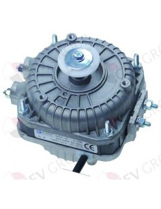 motor de ventilador 5W 230V 50-60Hz Multianclaje