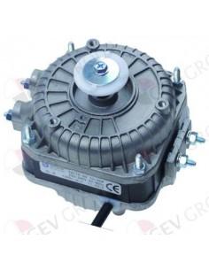 motor de ventilador 10W 230V 50-60Hz Multianclaje