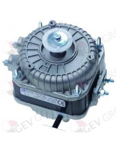 motor de ventilador 16W 230V 50-60Hz Multianclaje