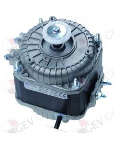 motor de ventilador 25W 230V 50-60Hz L1 49mm L2 80mm L3 112mm An