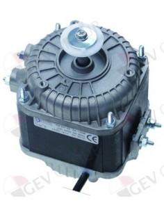 motor de ventilador 34W 230V 50-60Hz L2 90mm L3 121mm An 84mm