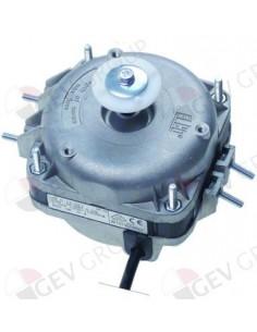 motor de ventilador 5W 230V 50Hz ELCO cojinete de fricción