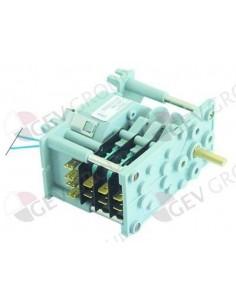 Temporizador CDC 7903F motor 1 cámaras 3 tiempo 4min FAGOR 007845...