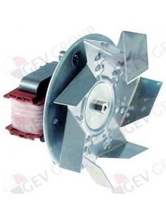ventilador de aire caliente 220-240V 32W L1 60mm L2 10mm L3 25mm C20X0C01/33CLH