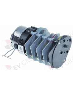 temporizador CDC 11805M motor 1 cámara 5 tiempo 120s CDC,Project
