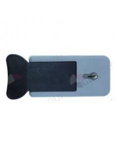 cierre de cámara frigorífica tipo 500 TN H 205mm MTH