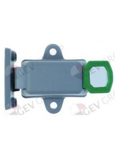 cierre de cámara frigorífica H 145mm H1 185mm An 80mm dist. del agujero 110mm mailing MTH