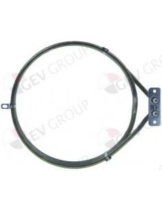 resistencia Circular Horno 4000W 230V 1 int.ø 217mm ø ext. 233mm