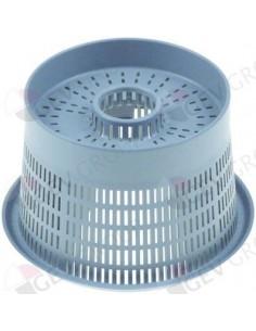 filtro redondo ø 88/112mm H 68mm Eurotec