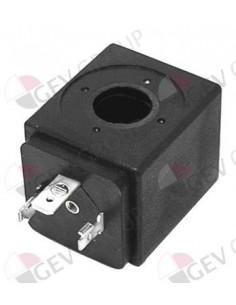bobina magnética PARKER 230V 9VA  ZB09 soporte ø 14mm