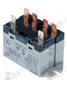 relé de potencia 2polos Alpeninox Electrolux Gaggia Sammic 2319314