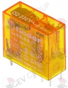 Relé Finder 250v 8A Zanussi 380333 LF3351124 6231.00023.15