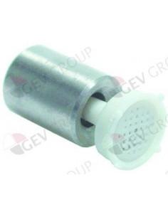 flltro de recipiente con pesa inox Electrolux, Zanussi