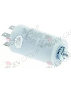 condensador de servicio capacidad 2,5 µF 400 V tolerancia 5 % 50