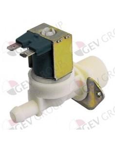 """válvula magnética simple recto 230 V entrada 3/4"""" salida 11,5 mm"""