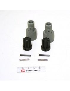 Acoplamiento Electroportatl Sammic 350/550/750 Despiece 17