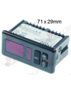 Regulador electrónico AKO tipo 71x29mm D14125