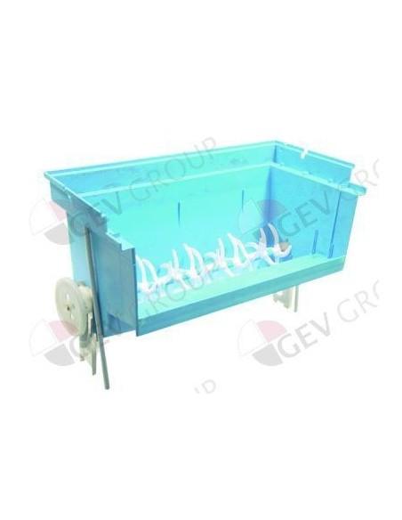 Cubeta Máquina de hielo ITV Pulsar Modelos 65-85 5105